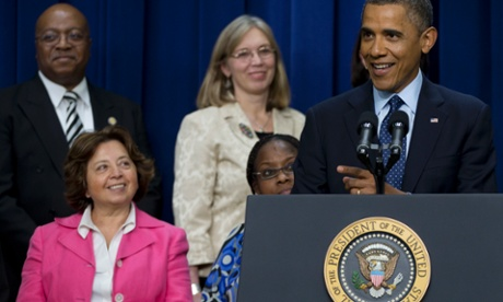 President Barack Obama speaks about the fiscal cliff at the White House in Washington