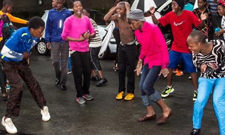 Joburg street dance