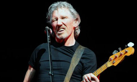 Roger Waters is reported as telling Chilean TV that the Falkland Islands 'should be Argentinian'