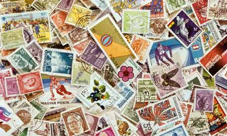 Stamp Collection - The Hobby