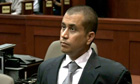 Zimmerman bond hearing