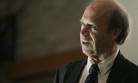 Prof Jim Hansen