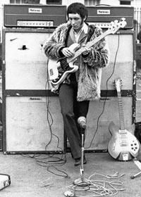 John Entwistle in 1966.
