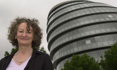 Green London assembly member Jenny Jones at City Hall
