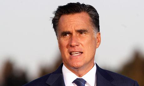 Romney in Jerusalem