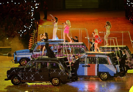 spice girls olympics closing