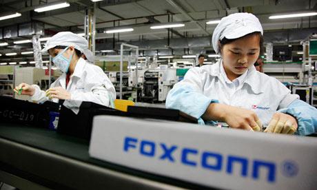 Foxconn apple factory