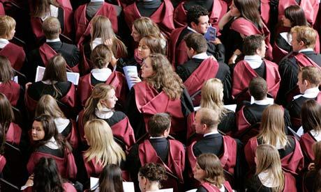 Bristol University students