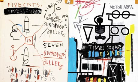 Jean-Michel Basquiat's Five Fish Species