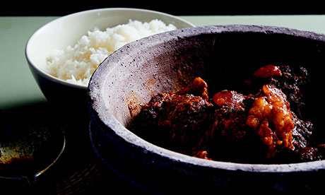 Neil Perry hot and sour oxtail