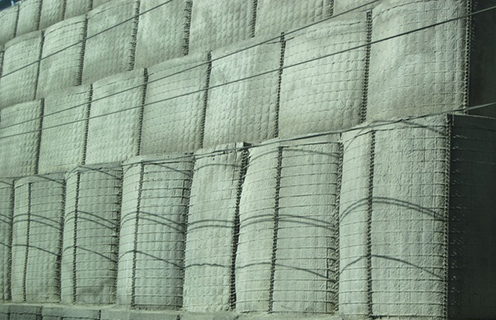 So-called multi-celluar defence barriers in Kabul, Afghanistan