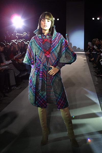 V&A: Italian fashion: Missoni knitwear