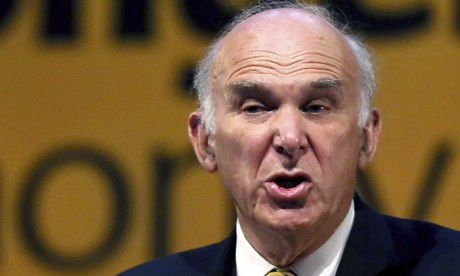 Vince Cable<br />