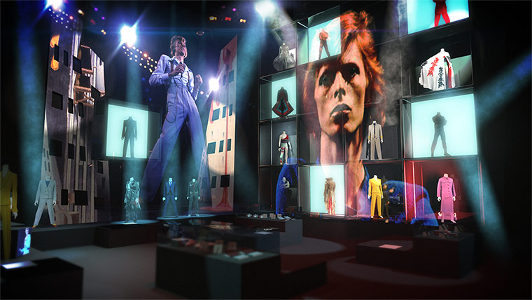 Bowie: David Bowie exhibition