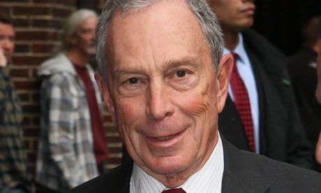 Michael Bloomberg on Letterman as judge strikes down big soda ban