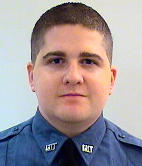 MIT Patrol Officer Sean A Collier
