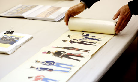 British Museum buys Japanese scroll