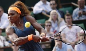 French Open 2013: Serena Williams vs Sara Errani – as it happened