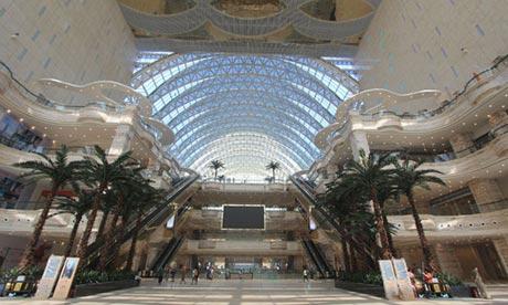New Century Global Centre, Chengdu, China