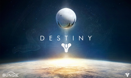 Bungie's Destiny game logo