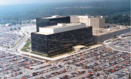 NSA HQ Maryland