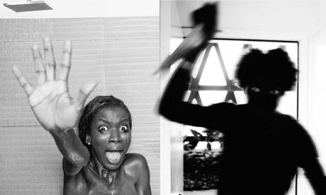 Black Hollywood Psycho