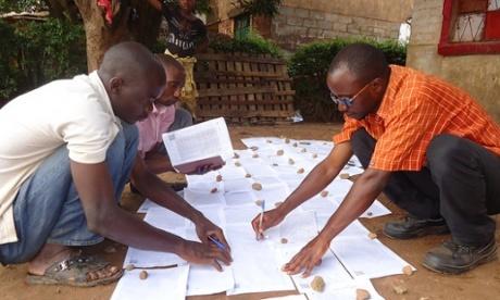Lubumbashi maps