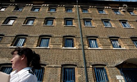 Wormwood Scrubs prison, west London. Photograph: Graham Turner for the Guardian