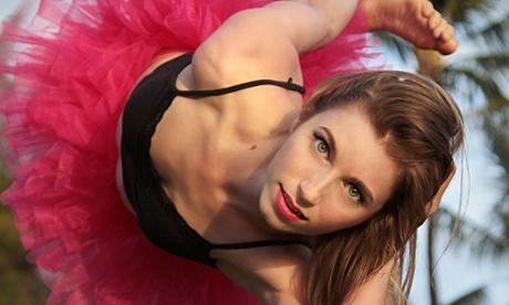 Lindsay Mills, girlfriend of Edward Snowden