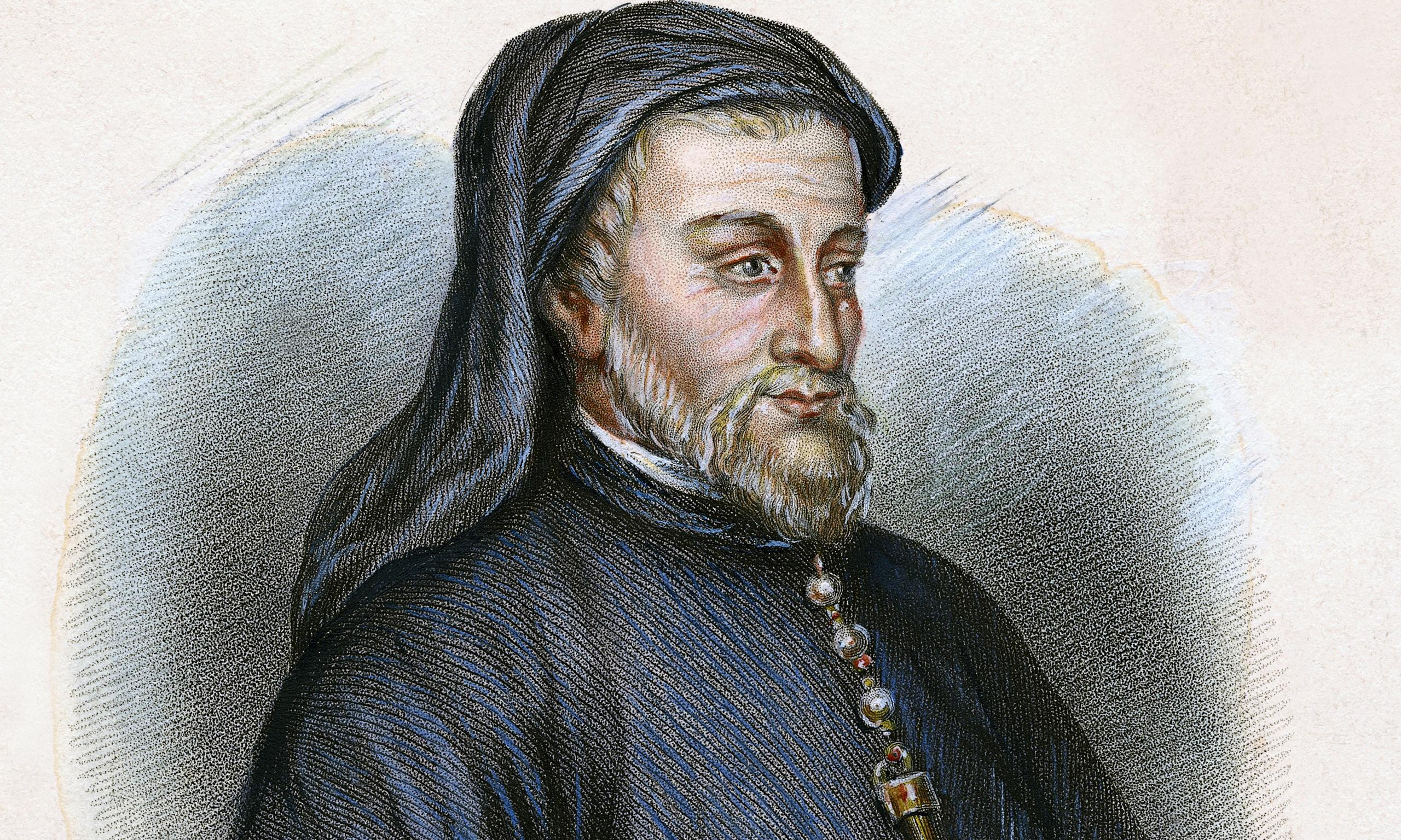 geoffrey chaucer Geoffrey chaucer (1343 - 25 october 1400), known as the father of english literature, is widely considered the greatest english poet of the middle ages and was the 1st poet to have been buried in poets' corner of westminster abbey.