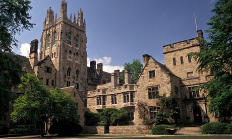 Yale universyaleity campus