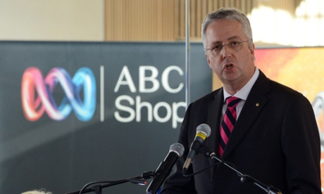 Mark Scott, ABC