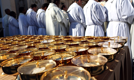 Synod closing ceremony