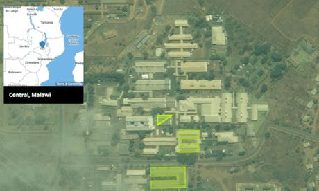 OpenStreetmap Malawi