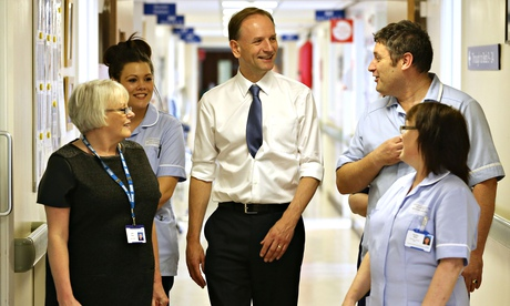 NHS new chief executive