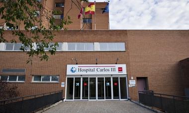 Madrid hospital