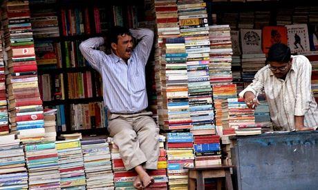 book stall Kolkata