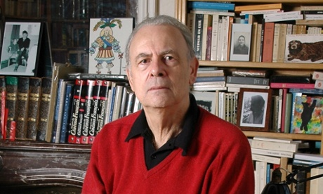 French novelist Patrick Modiano