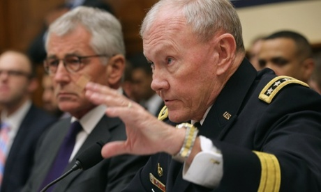 Hagel and Dempsey on Isis