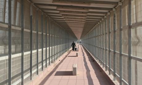 Erez crossing, Gaza
