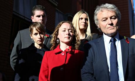 Ann Maguire court case