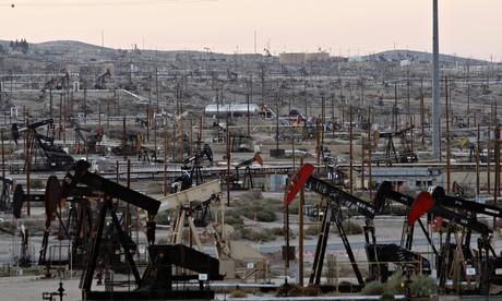 Fracking In California