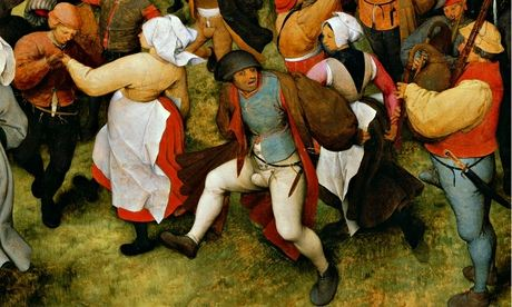 The Wedding Dance by Pieter Bruegel