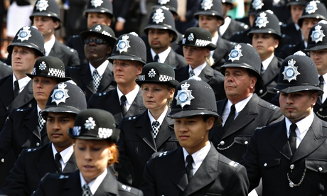 (FILE PHOTO) Police Cuts Announced