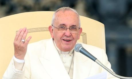 La decisión de Francisco para eliminar Anrig es visto como el último esfuerzo en tratar de reformar el Vaticano.