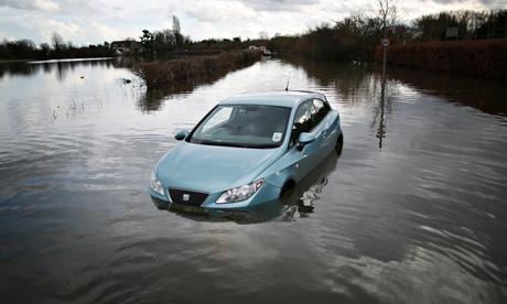Datchet floods