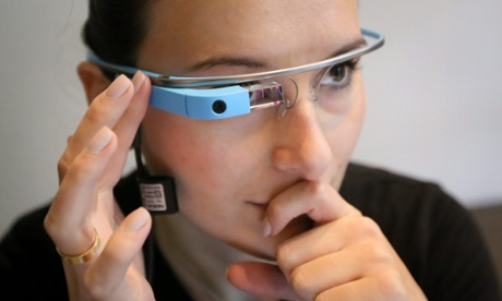 Google Glass wearing advice
