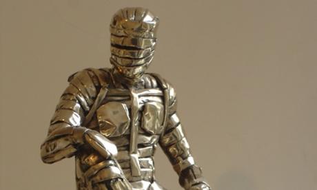 Man of Steel by Steve Mehdi