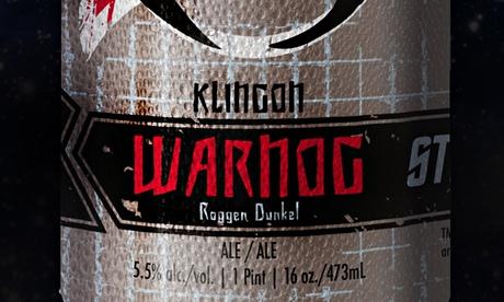 Klingon beer