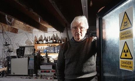 Scientist and Inventor James Lovelock